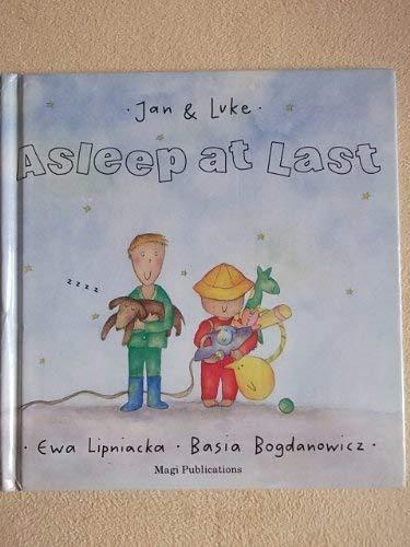 Asleep at Last (Jan and Luke): Lipniacka, Ewa