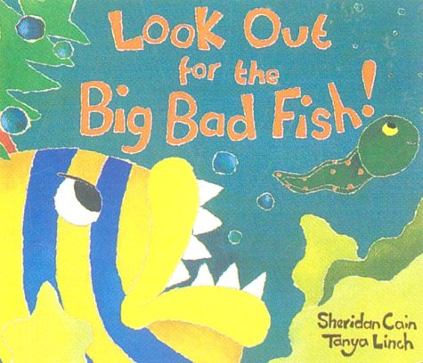 9781854304476: Look Out for the Big Bad Fish!