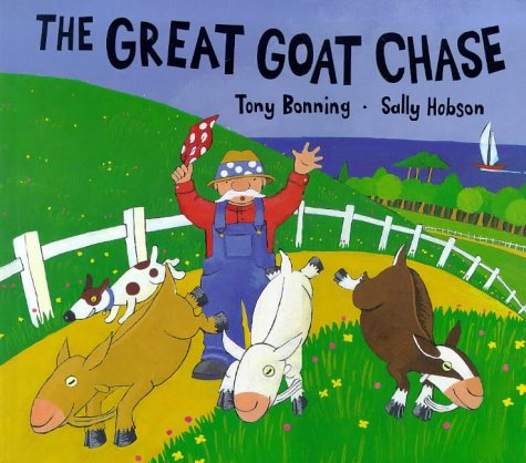 9781854304940: The Great Goat Chase