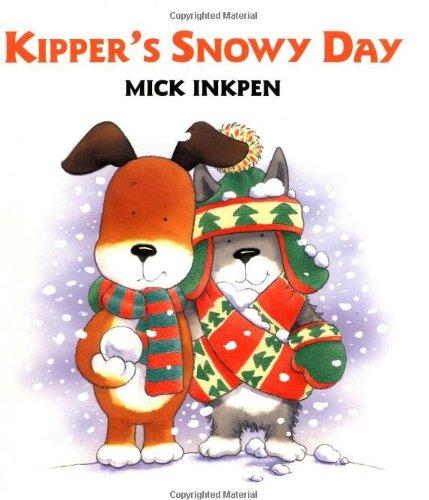 9781854305176: Kipper's Snowy Day in Vietnamese/English