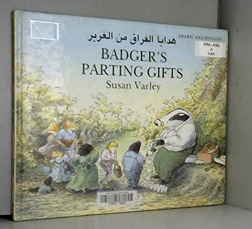 9781854305299: Badger's Parting Gifts