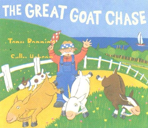 9781854306005: The Great Goat Chase