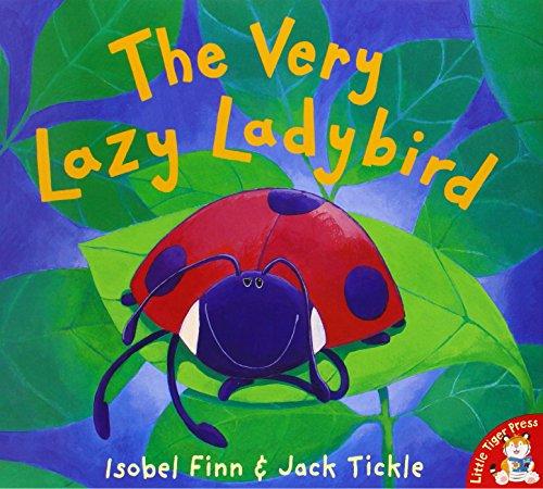 9781854306289: The Very Lazy Ladybird