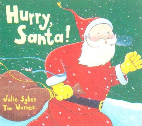 9781854306296: Hurry, Santa!
