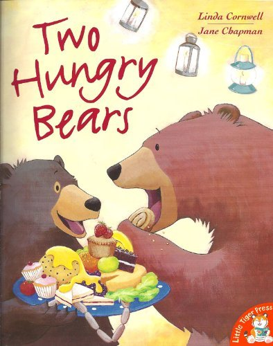 9781854306685: Two Hungry Bears [Paperback] by Linda Cornwell; Jane Chapman
