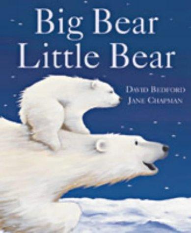 9781854307088: Big Bear, Little Bear