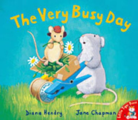 9781854307590: The Very Busy Day