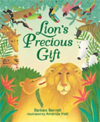 9781854308139: Lion's Precious Gift
