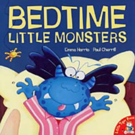 9781854308375: Bedtime Little Monsters