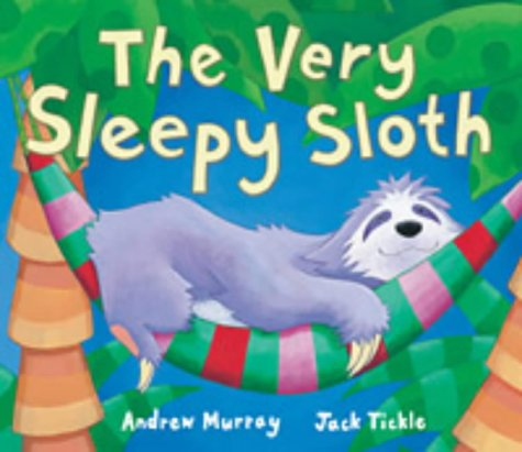 9781854308580: The Very Sleepy Sloth