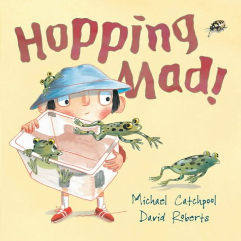 9781854308672: Hopping Mad! (Ready Steady Read)