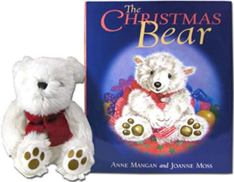 The Christmas Bear: Mangan, Anne