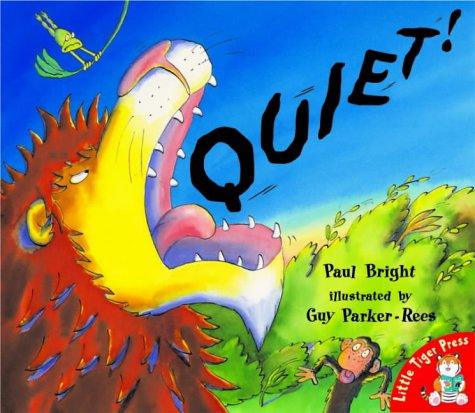 9781854309006: Quiet!
