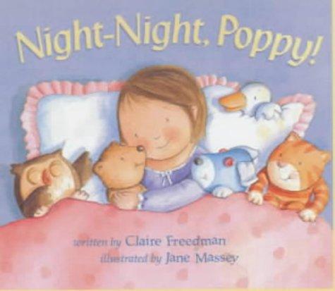9781854309013: Night-night, Poppy!