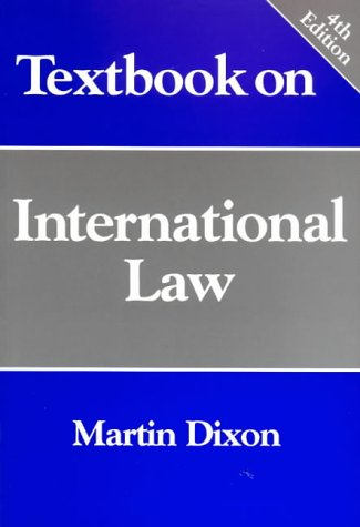 9781854318947: Textbook on International Law