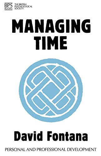 9781854330895: Managing Time (Personal and Professional Development)