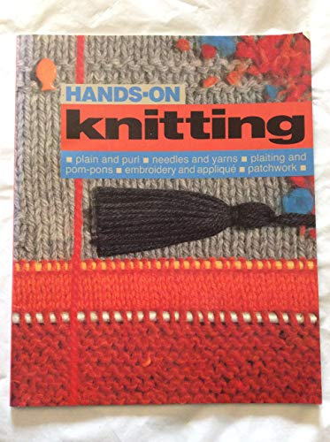 9781854341006: Knitting (Hands On)
