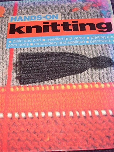 9781854341235: Knitting (Hands-on)