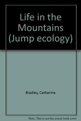 9781854341419: Life in the Mountains (Jump ecology)