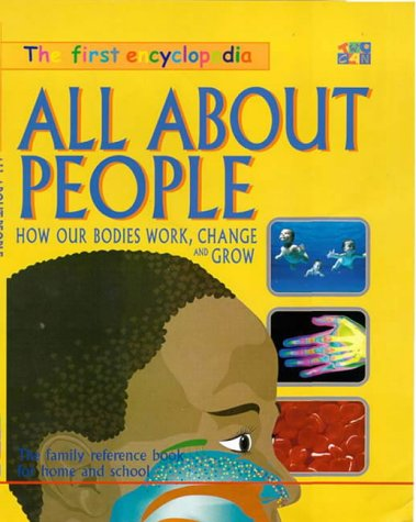 9781854343482: All About People Two-Can First Encyclopedia