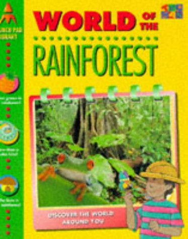 World of the Rainforest (Launch Pad Library): Rosie Mccormick