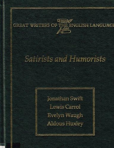 Satirists and Humorists: Reg Wright