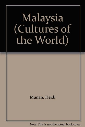 9781854352965: Malaysia (Cultures of the World)