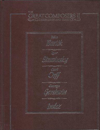 The Great Composers II (Bartok, Stravinsky, Orff, Gershwin): n/a