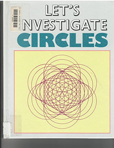 Circles (Let's Investigate): Smoothey, Marion