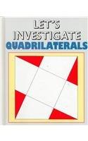 9781854354594: Quadrilaterals (Let's Investigate)