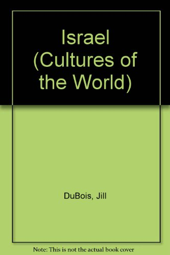 9781854355317: Israel (Cultures of the World)