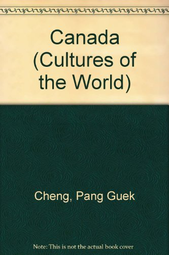9781854355799: Canada (Cultures of the World)