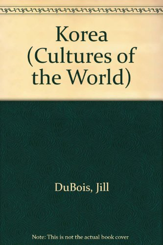 9781854355829: Korea (Cultures of the World)