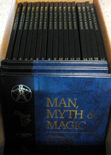 9781854357311: Man, Myth and Magic: The Illustrated Encyclopedia of Mythology, Religion and the Unknown (21 Volume Set)