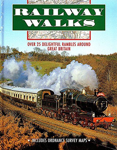 9781854358356: Railway Walks