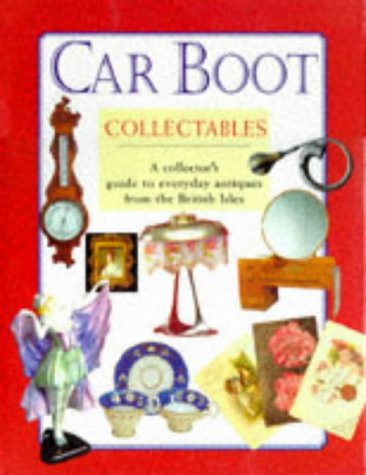 9781854358837: Car Boot Collectables