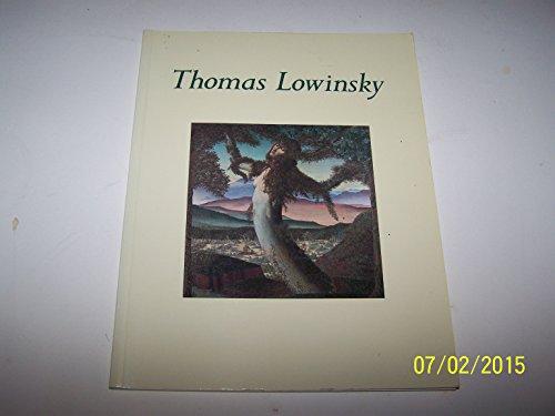 9781854370402: Thomas Lowinsky
