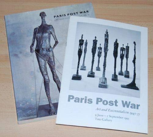 PARIS POST WAR: ART AND EXISTENTIALISM 1945-1955.: FRANCES MORRIS