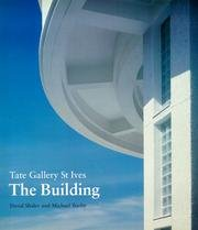Tate Gallery St. Ives: The Building: David Shalev, Michael Tooby