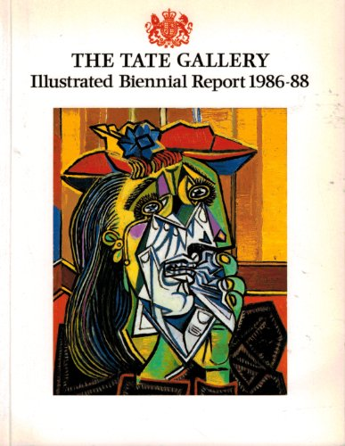 Tate Gallery. Illustrated Catalogue of Acquisitions 1986-88.: London, Tate Gallery.
