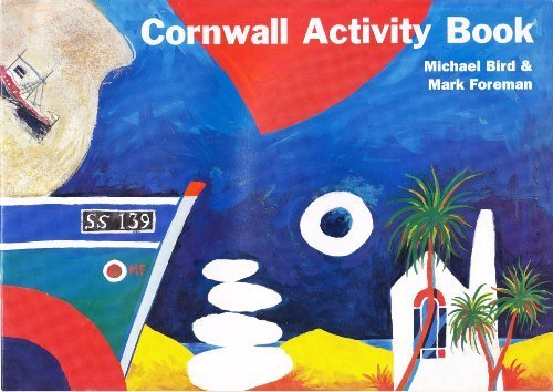 The Cornwall Activity Book: Bird, Michael