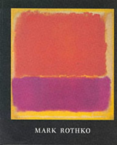 9781854372123: Mark Rothko (Revised Edition)