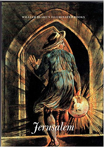 9781854372604: William Blake. Illustrated Books 2. Songs of innocence & Experience: Jerusalem Vol 1 (William Blake's illuminated books (collected edition))