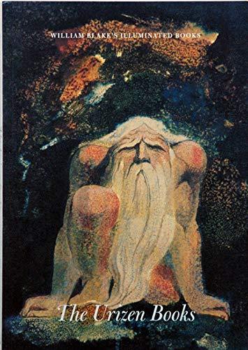 William Blake's Illuminated Books: The Urizen Books: Blake, William
