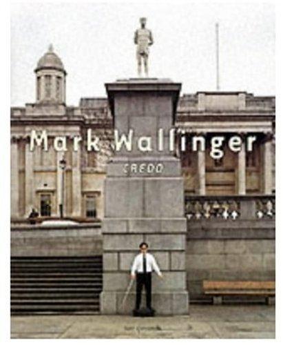 Mark Wallinger: Credo: Burrows, David, Hunt,