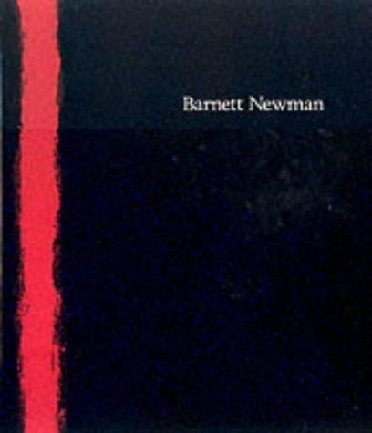 9781854373960: Barnett Newman