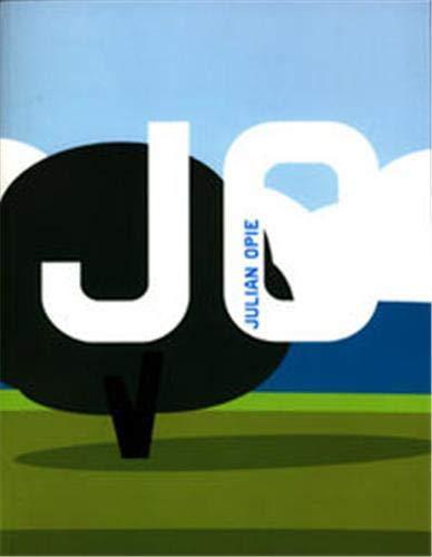 9781854374707: Julian Opie (Modern Artists series)