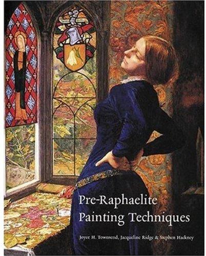 9781854374981: Pre-Raphaelite Painting Techniques