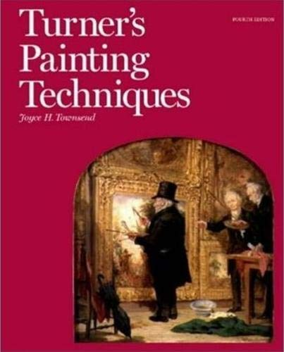 Turners Paint Techniques (1854375784) by Joyce Townsend