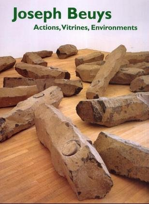 9781854375858: Joseph Beuys: Actions, Vitrines, Environments
